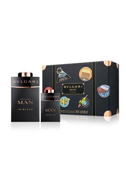 Bvlgari Erkek Parfüm Seti Man In Black Edp 100 ml