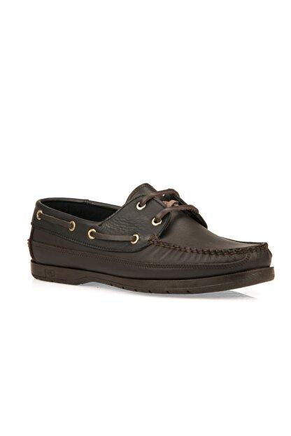 Ziya Hakiki Deri Kahve Siyah Erkek Ayakkabı 101119 29
