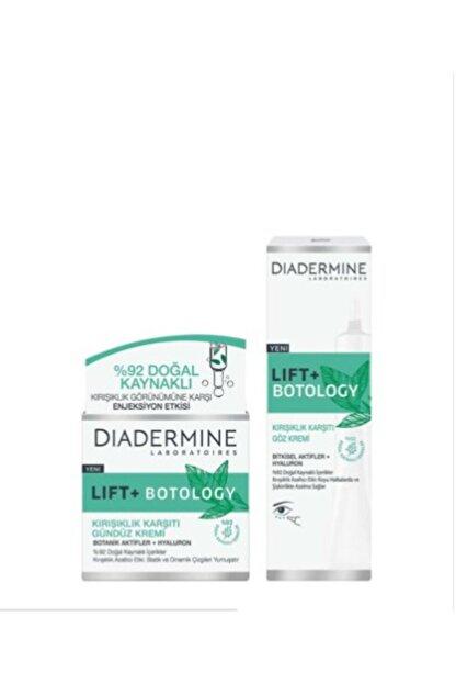 Diadermine Lift+ Botology Kırışıklık Karşıtı Gündüz Kremi +kırışıklık Karşıtı Göz Kremi
