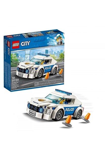 LEGO ® - City Polis Devriye Arabası 60239