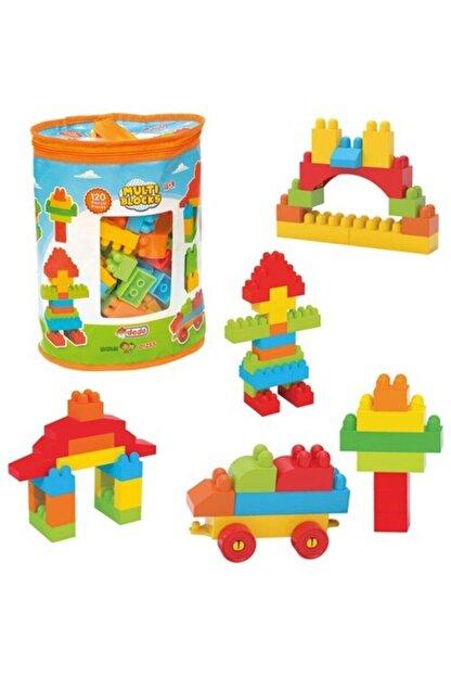 DEDE Multi Bloklar 120 Parça 01255