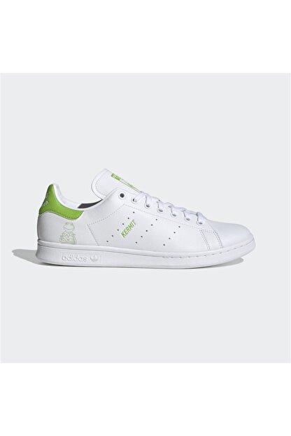 adidas Erkek Beyaz Stan Smith Günlük Spor Ayakkabı