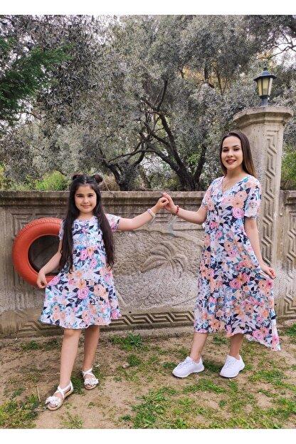 coolstar kids Anne Kız Kombin Elbise