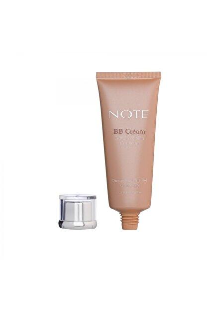 Note Cosmetics Bb Krem Doğal Kapatıcılık 02