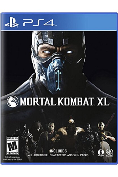 Netherrealm Studios Mortal Kombat Xl Ps4 Oyun