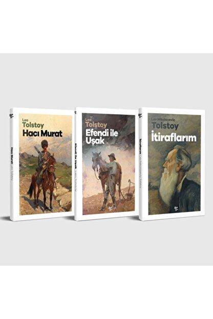Halk Kitabevi Tolstoy Unutulmaz Eserleri Seti - 3 Kitap