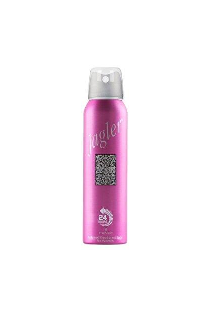 Jagler kADIN Classic Deodorant 150 ml 6 Adet