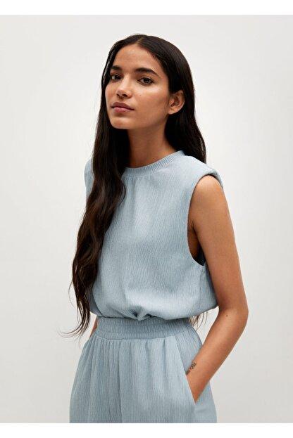 Mango Kadın Bluz