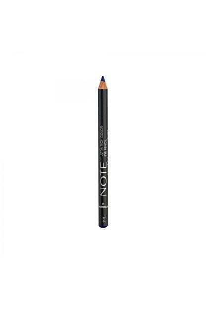 Note Cosmetics Ultra Rich Color Göz Kalemi 10 Ultra Marine - Lacivert