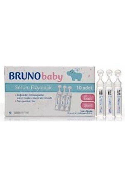 Bruno Serum Fizyolojik 5 ml X 10 Flakon