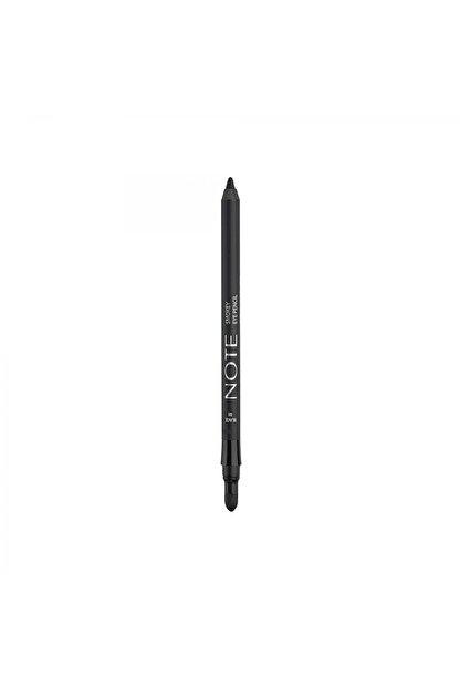 Note Cosmetics Smokey Eye Aplikatörlü Göz Kalemi 01 Black - Siyah