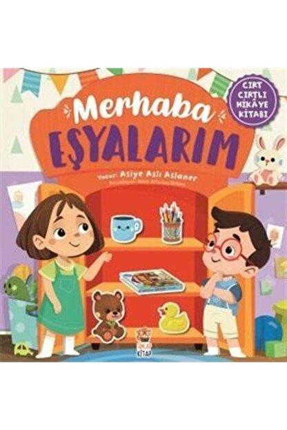 Sincap Kitap Merhaba Eşyalarım Cırt Cırtlı Hikaye Kitabı