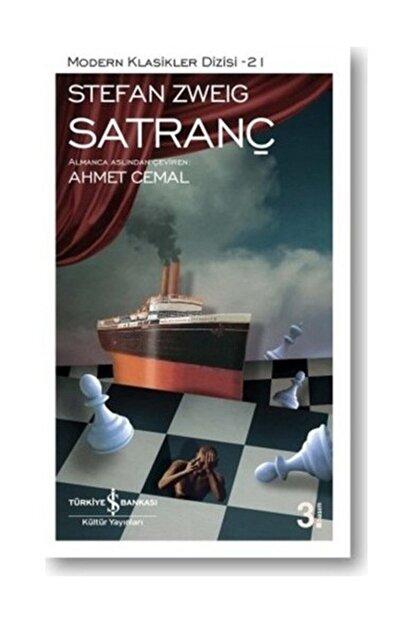 TÜRKİYE İŞ BANKASI KÜLTÜR YAYINLARI Satranç - Stefan Zweig