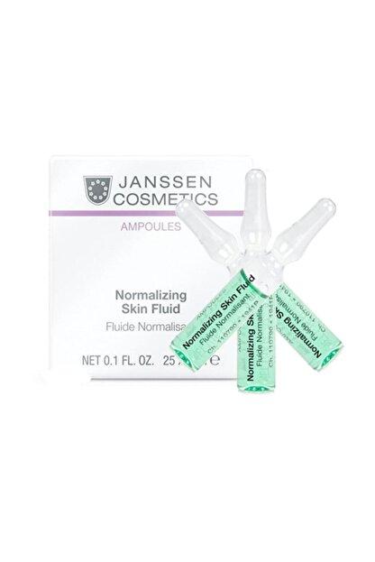 Janssen Cosmetics Normalizing Skin 3'lü Paket