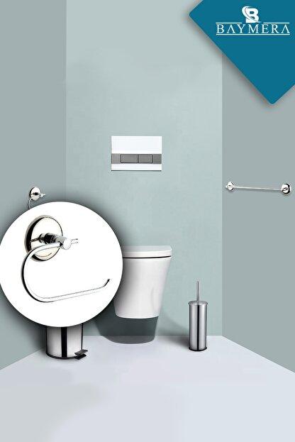 BAYMERA Kapaksız Tuvalet Kağıtlık