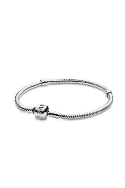 CHARM CLUB Gümüş Pandora Charm Uyumlu Bileklik