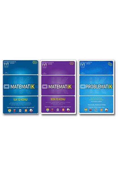 Tonguç Akademi Tyt Matematik İlk 12 Son 10 Konu Problematik Set 2020