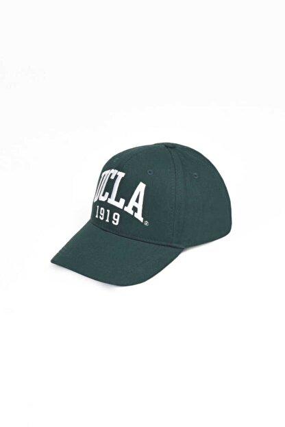 Ucla Unısex Yeşil Baseball Cap Ballard Şapka