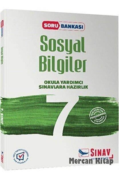 Sınav Yayınları Sınav 7.sınıf Sosyal Bilgiler Soru Bankası