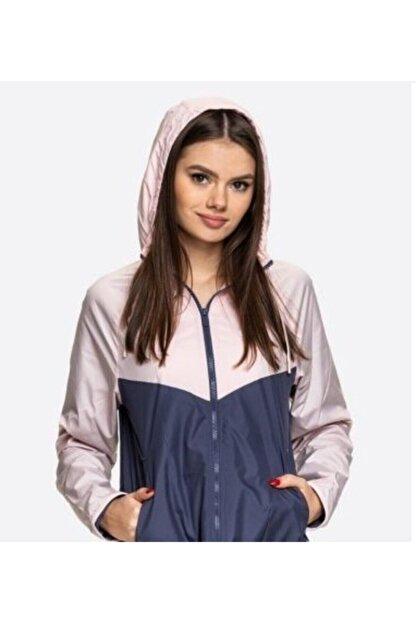 Nike Kadın Lacivert Femme Yağmurluk Cn6910-557