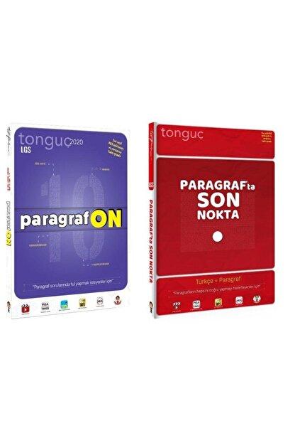 Tonguç Akademi 8. Sınıf Paragrafon ve Paragraf'ta Son Nokta Seti