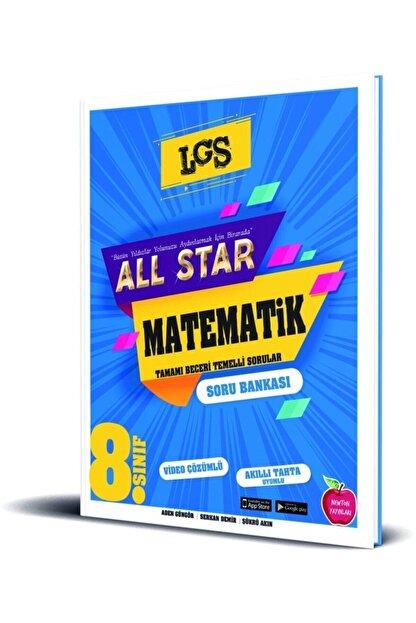 Newton Yayınları 8.sınıf Allstar Matematik Soru Bankası