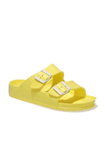 Polaris 400367.Z1FX Sarı Kadın Terlik 101026992
