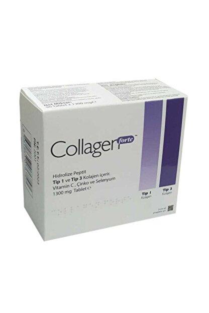 Collagen Forte Kırışıklıklar Ve Sarkmalar Için Kolajen Takviyesi 90 Tablet