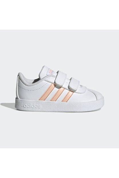 adidas Kız Çocuk Somon Rengi Spor Ayakkabı