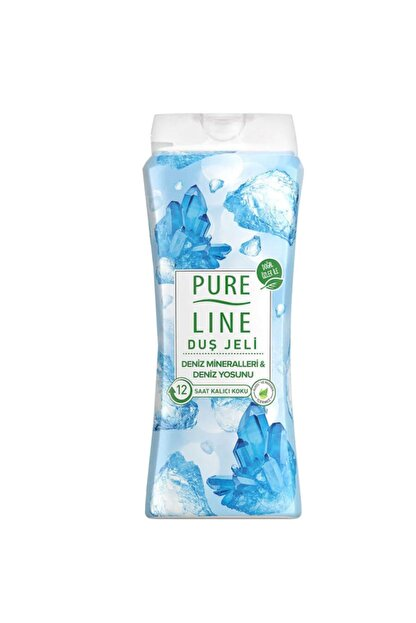 Pure Line Deniz Mineralleri Duş Jeli 400 ml