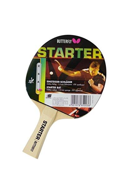 BUTTERFLY Starter Masa Tenisi Raketi