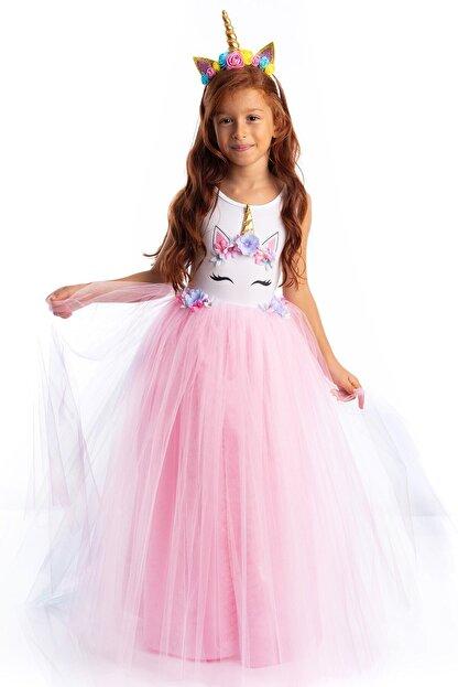 Tameris Kostüm Pembe Unicorn Elbise Rita  Flw