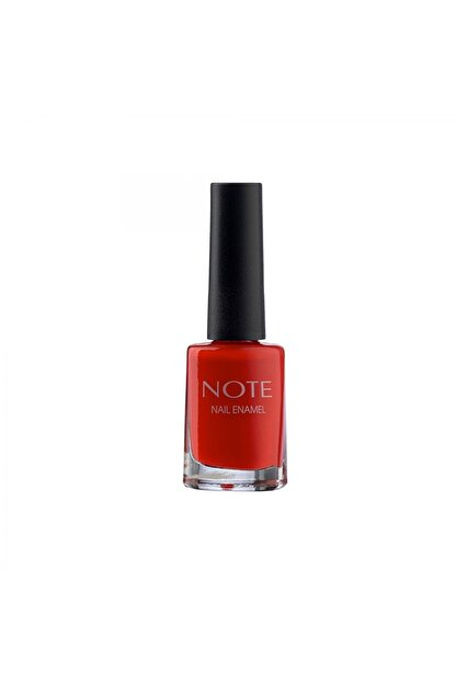 Note Cosmetics Nail Enamel Oje 29 Reddish Orange - Nar Çiçeği