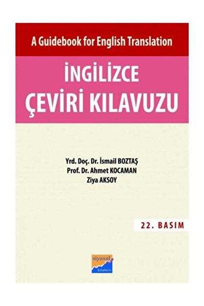 Siyasal Kitabevi A Guidebook For English Translation İngilizce Çeviri Kılavuzu - Cevap Anahtarı