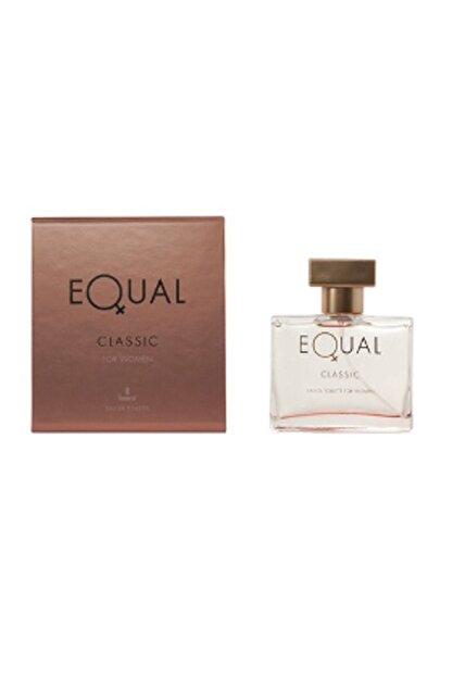 Equal Kadın Classic Edt 75 Ml Parfümü 8690973040190