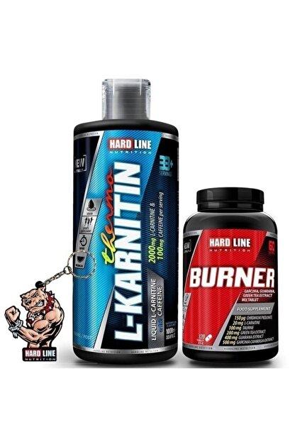 Hardline Thermo L-karnitin Karpuz + Burner Kombinasyonu