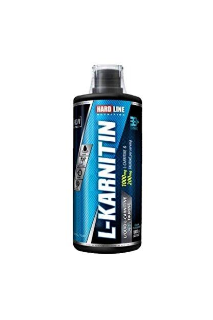 Hardline L-karnitin Sıvı Limon Aromalı Yağ Yakıcı 1000 mg