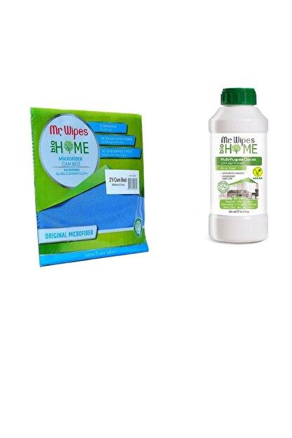 Farmasi 2li Cam Bezi 40x40 Cm Konsantre Çok Amaçlı Temizleyici Beyaz Sabun Kokulu 500 Ml