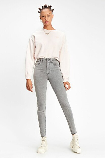 Levi's Kadın Mile High Skinny Jean 22791-0120