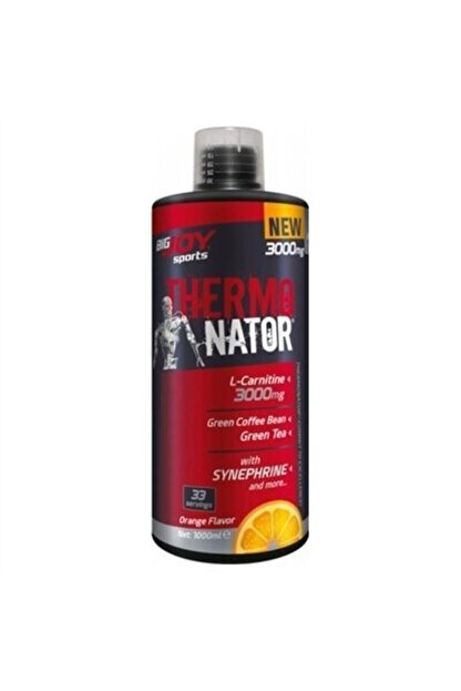 Big Joy Bigjoy Thermo Nator L-carnitine 3000 Mg