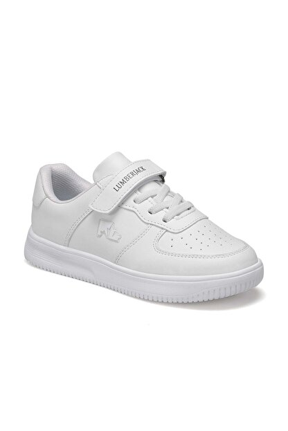Lumberjack Fınster Jr 9pr Beyaz Erkek Çocuk Sneaker