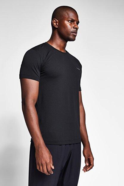 Lescon Siyah Erkek T-shirt 20s-1294-20b