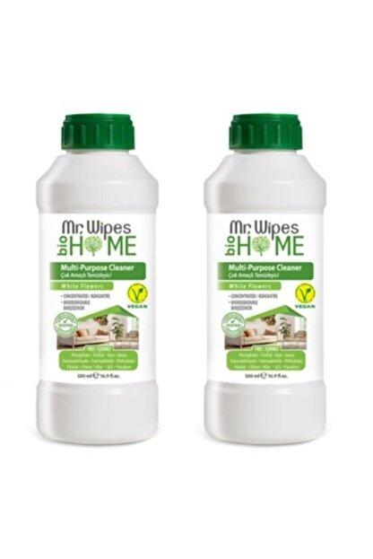 Farmasi Mr. Wıpes Konsantre Çok Amaçlı Temizleyici Beyaz Çiçek Kokulu 500 ml X 2 Adet