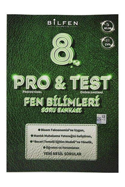 Bilfen Yayınları 8.Sınıf Lgs Pro & Test Fen Bilimleri Soru Bankası Yeni 2020