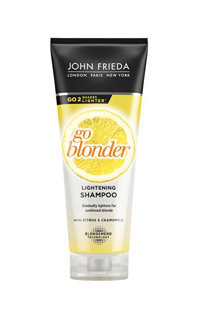 John Frieda Sarı Saçlara Özel Işıltı Veren Şampuan 250 ml