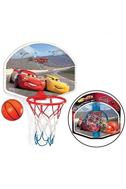 DEDE Oyuncak Cars Orta Boy Basketbol Potası 01524
