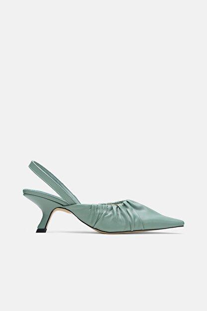 Jorbinol Kadın Yeşil Ayakkabı