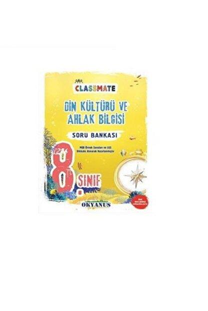 Okyanus Yayınları Okyanus 8. Sınıf Classmate Din Kültürü Ve Ahlak Bilgisi Soru Bankası