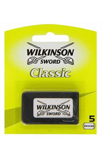 Wilkinson Klasik Yaprak Tıraş Bıçağı 5 Adet