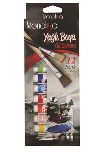 Südor Lisa Yağlı Boya Seti 12 Renk 72512